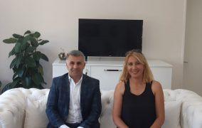 Atürk TV ailesinden Mehmet Sadık Tunç ziyareti