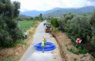 Tire ve Bayındır'da 30 milyonluk içme suyu yatırımı