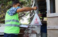 Bayraklı'da 2 bin 648 aileye gıda yardımı