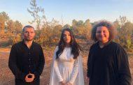 NAHİDE BABAŞLI ,ALİ BİÇİM VE MESUT CAN TOMAY 'DAN AZERBEYCAN'A DESTEK