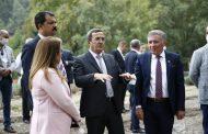 Konak'tan kardeş şehir Honaz'a destek