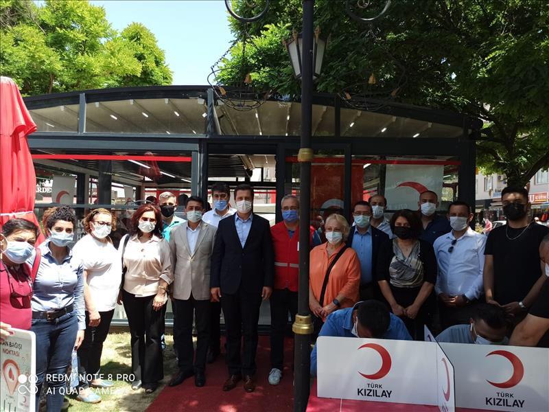 CHP İzmir'den kan bağışı çağrısı