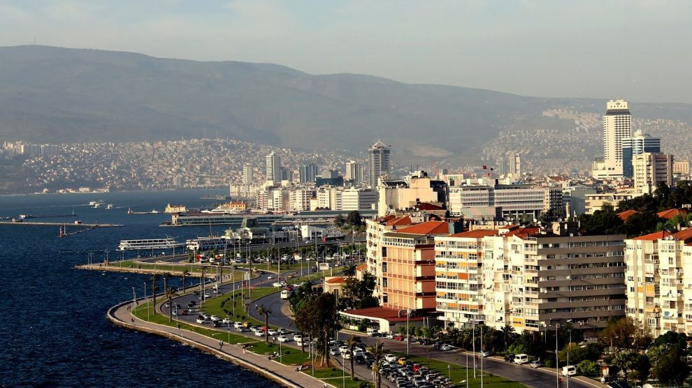 İzmir'de eylemler 7 gün süreyle kısıtlandı