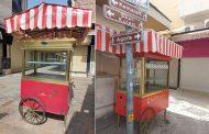 Büyükşehir'den seyyar satıcı ve kahvehane esnafına destek