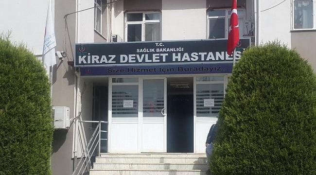 Kiraz Devlet Hastanesi'nde sağlıkçıların 'mobbing'e karşı hukuk zaferi!